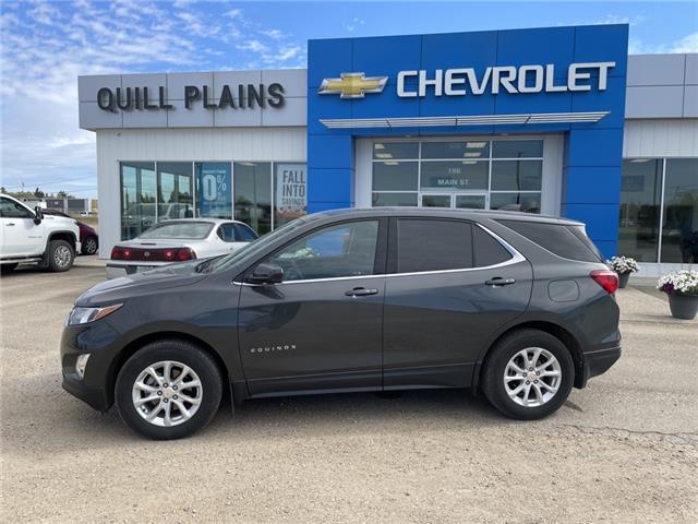 2019 Chevrolet Equinox 1LT (Stk: 21T006A) in Wadena - Image 1 of 9