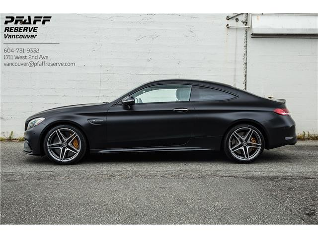 2018 Mercedes-Benz AMG C 63 S (Stk: VU0675) in Vancouver - Image 1 of 17