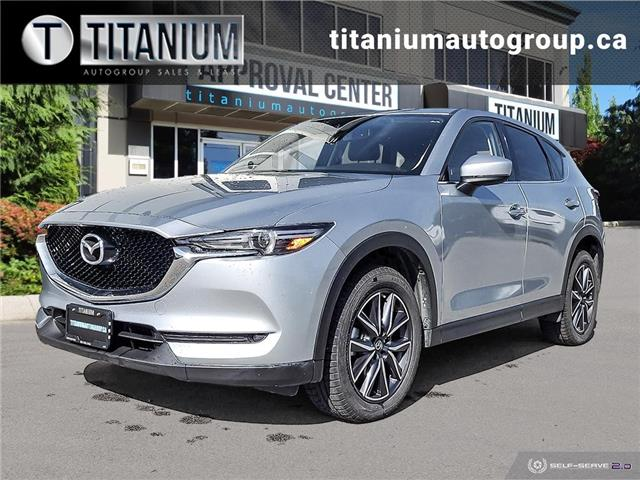2017 Mazda CX-5 GT (Stk: 148080) in Langley Twp - Image 1 of 18