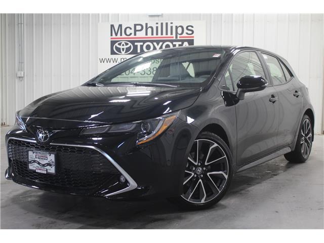 2022 Toyota Corolla Hatchback Base (Stk: 3151423) in Winnipeg - Image 1 of 22