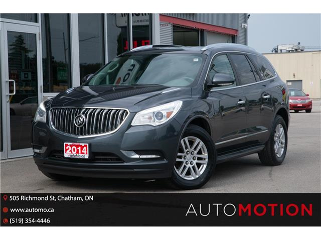 2014 Buick Enclave Convenience (Stk: 211693) in Chatham - Image 1 of 23