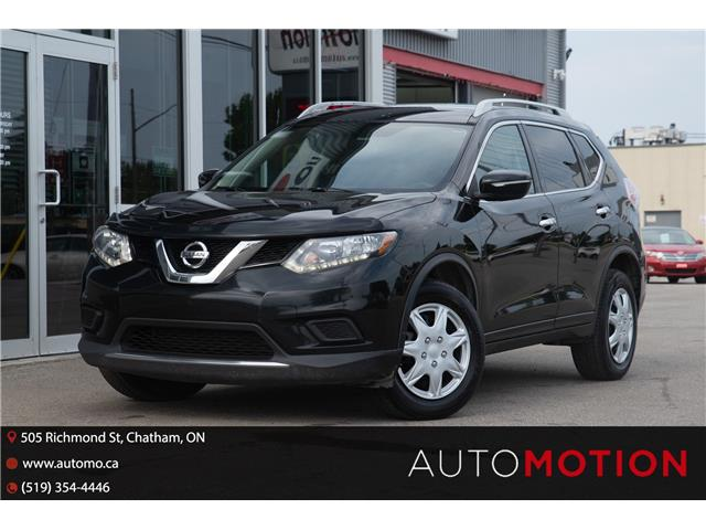 2015 Nissan Rogue  (Stk: 211685) in Chatham - Image 1 of 20