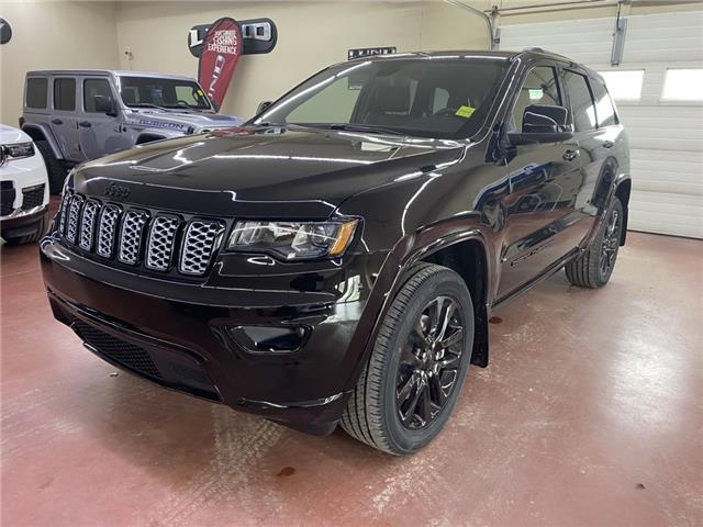 2021 Jeep Grand Cherokee Laredo (Stk: T21-155) in Nipawin - Image 1 of 20