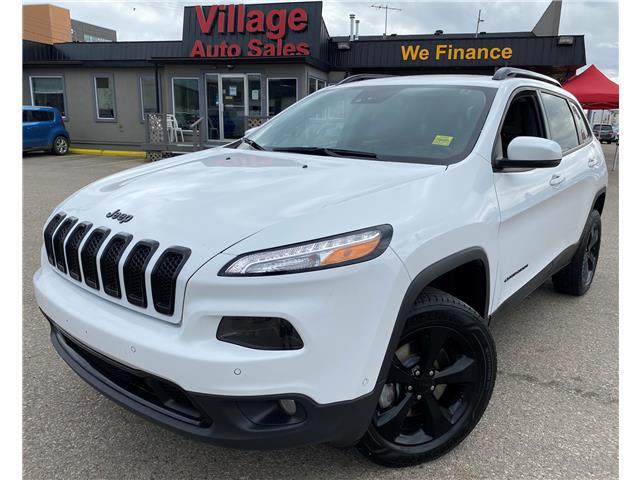 2017 Jeep Cherokee Limited 1C4PJMDS4HW569134 P38533 in Saskatoon