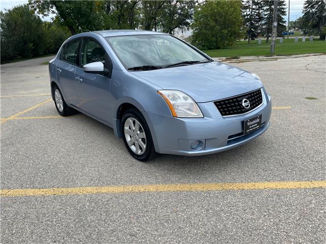 2009 Nissan Sentra 2.0 S (Stk: ) in Winnipeg - Image 1 of 15