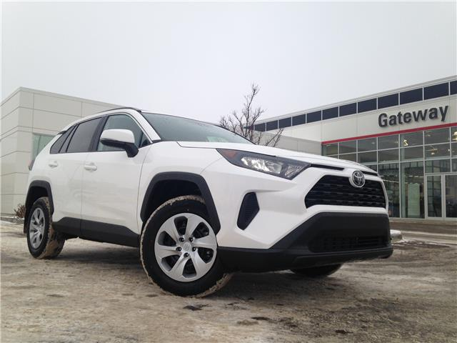 2021 Toyota RAV4 LE (Stk: ORDER11071737) in Edmonton - Image 1 of 31