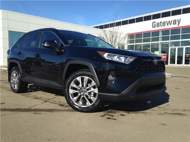2021 Toyota RAV4 XLE (Stk: ORDER11071757) in Edmonton - Image 1 of 36