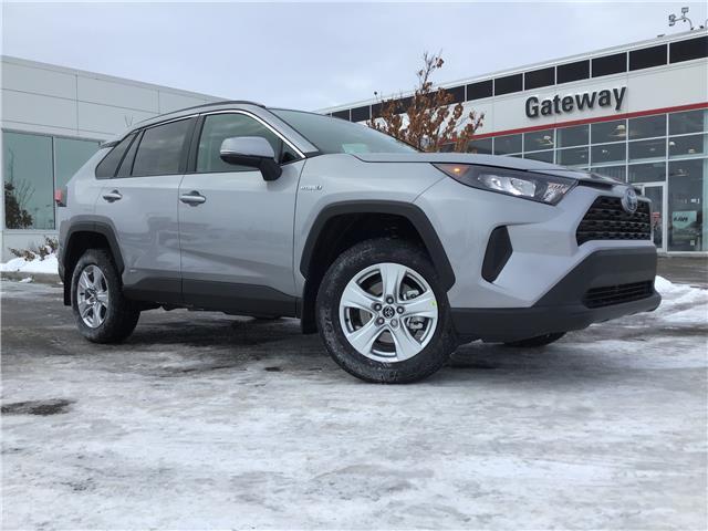 2021 Toyota RAV4 Hybrid LE (Stk: ORDER11071771) in Edmonton - Image 1 of 30