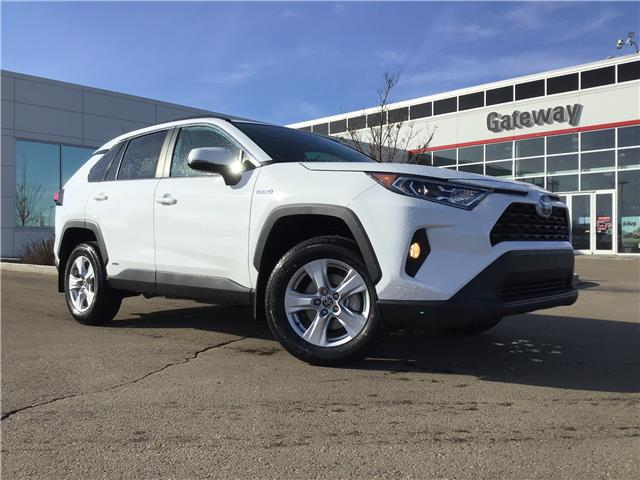 2021 Toyota RAV4 Hybrid XLE (Stk: ORDER11071772 ) in Edmonton - Image 1 of 33