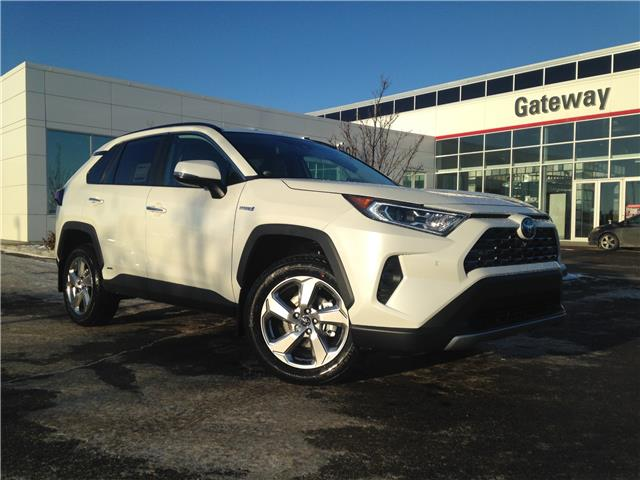 2021 Toyota RAV4 Hybrid Limited (Stk: ORDER11071782 ) in Edmonton - Image 1 of 39