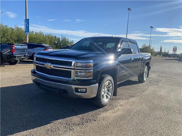 2014 Chevrolet Silverado 1500  (Stk: T21132A) in Athabasca - Image 1 of 21