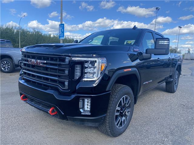 2022 GMC Sierra 3500HD AT4 (Stk: T21145) in Athabasca - Image 1 of 23