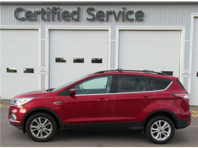 2017 Ford Escape SE (Stk: BPW2506) in St. John\'s - Image 1 of 16