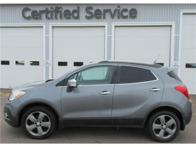 2014 Buick Encore Convenience (Stk: MW62046) in St. John\'s - Image 1 of 16