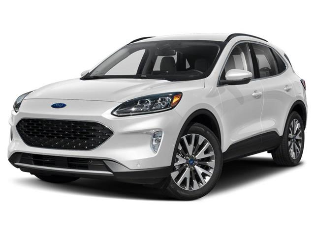 2021 Ford Escape Titanium Hybrid (Stk: 21299) in Cornwall - Image 1 of 9