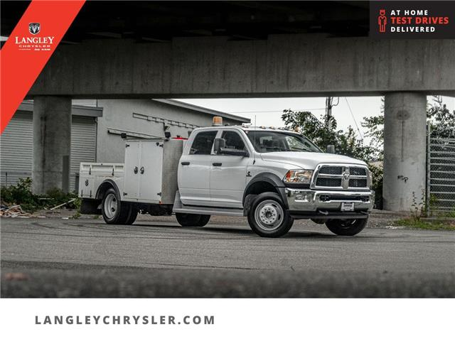 2015 RAM 5500 Chassis ST/SLT/Laramie (Stk: LC0950) in Surrey - Image 1 of 26