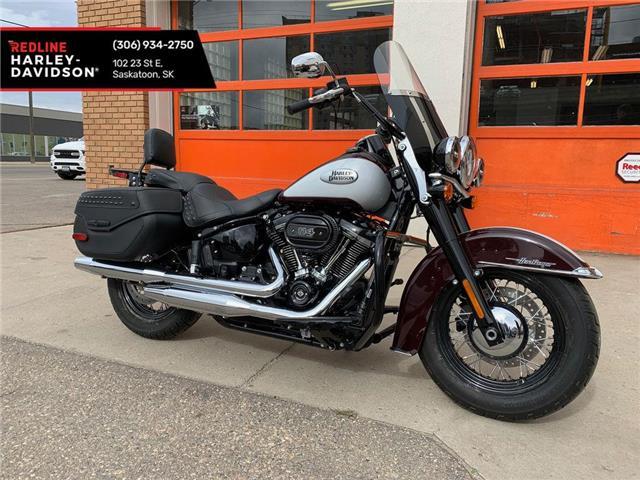 2021 Harley-Davidson FLHCS - Heritage Classic 114  (Stk: FLHCS-21-7383) in Saskatoon - Image 1 of 9