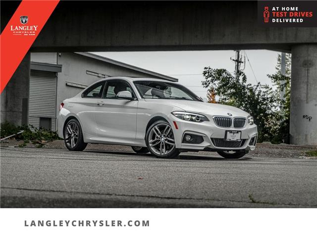 2018 BMW 230i xDrive (Stk: LC0921A) in Surrey - Image 1 of 30