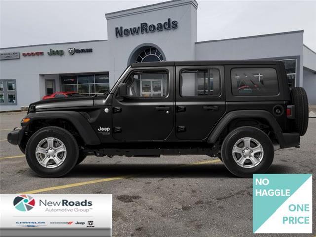 New 2021 Jeep Wrangler Unlimited Sport  - Newmarket - NewRoads Chrysler