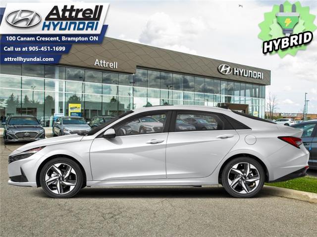 2022 Hyundai Elantra Hybrid Preferred DCT (Stk: 37808) in Brampton - Image 1 of 1