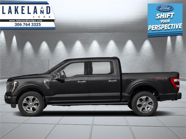 2021 Ford F-150 Platinum (Stk: 21-154) in Prince Albert - Image 1 of 1