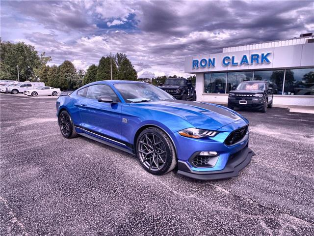 2021 Ford Mustang Mach 1 (Stk: 16024) in Wyoming - Image 1 of 25