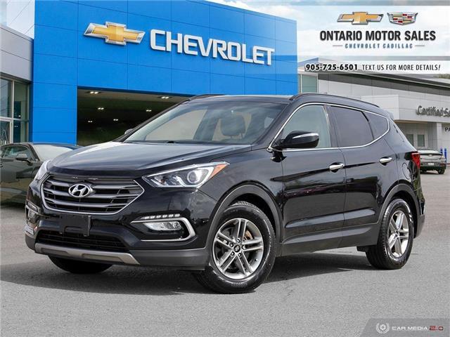 2017 Hyundai Santa Fe Sport  (Stk: 113983A) in Oshawa - Image 1 of 35