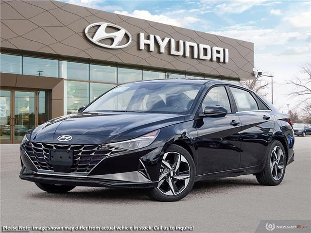 2022 Hyundai Elantra Ultimate (Stk: 103159) in London - Image 1 of 23