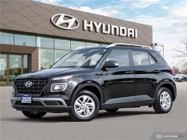 2020 Hyundai Venue Preferred (Stk: 93205) in London - Image 1 of 26