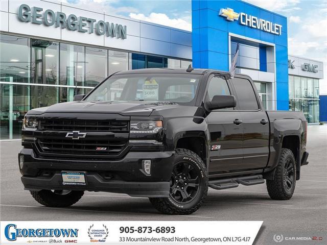 2018 Chevrolet Silverado 1500 2LZ (Stk: 26873) in Georgetown - Image 1 of 26