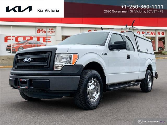 2013 Ford F-150  (Stk: A1878) in Victoria - Image 1 of 22