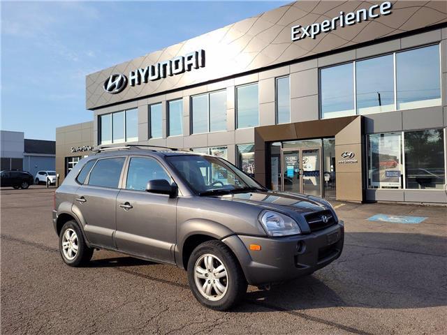 2007 Hyundai Tucson  (Stk: N1420A) in Charlottetown - Image 1 of 18