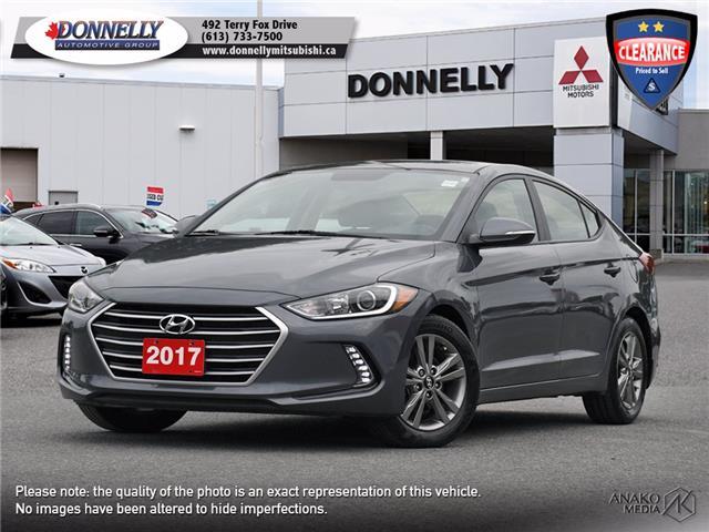2017 Hyundai Elantra SE (Stk: MU1147) in Ottawa - Image 1 of 27