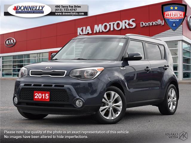2015 Kia Soul  (Stk: KW46DTB) in Ottawa - Image 1 of 26