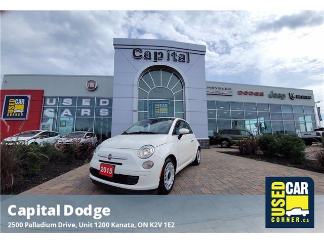 2015 Fiat 500 Pop (Stk: P3271) in Kanata - Image 1 of 17