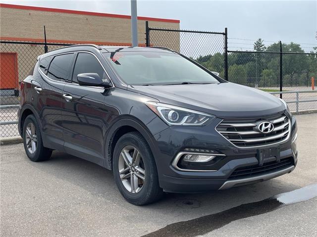 2017 Hyundai Santa Fe Sport  (Stk: 472411) in Waterloo - Image 1 of 15