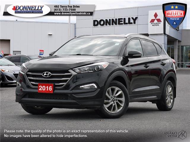 2016 Hyundai Tucson SE (Stk: MU1148) in Kanata - Image 1 of 28