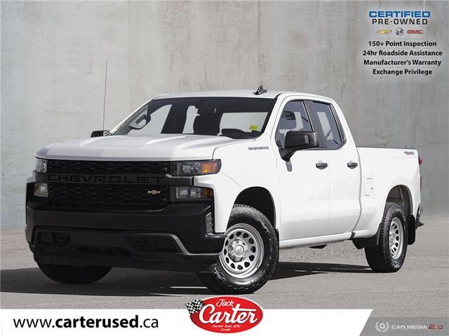 2019 Chevrolet Silverado 1500 Work Truck (Stk: 11265U) in Calgary - Image 1 of 25