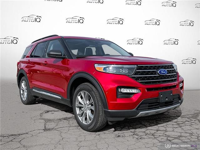 2021 Ford Explorer XLT (Stk: S1484) in St. Thomas - Image 1 of 26