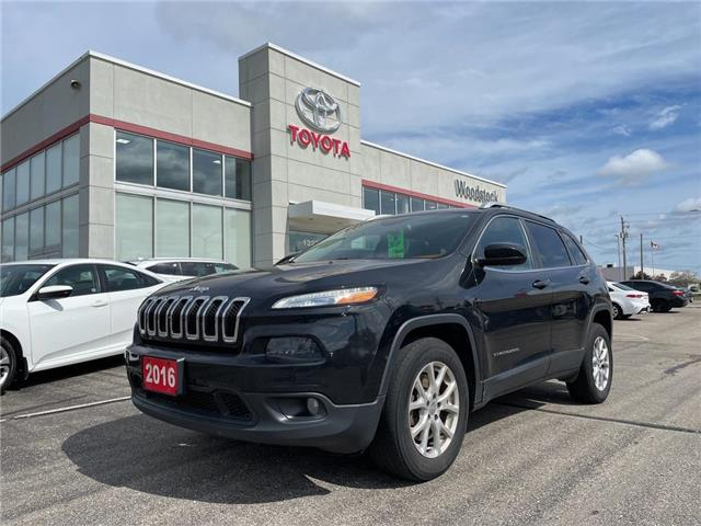 2016 Jeep Cherokee North (Stk: 143148A) in Woodstock - Image 1 of 24