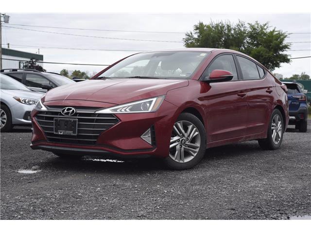 2019 Hyundai Elantra Preferred (Stk: 18-SM247A) in Ottawa - Image 1 of 25