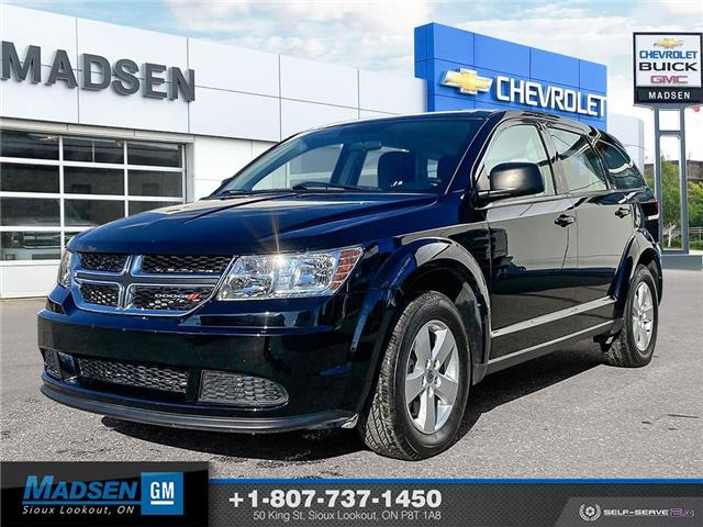 2018 Dodge Journey CVP/SE (Stk: A21266) in Sioux Lookout - Image 1 of 22
