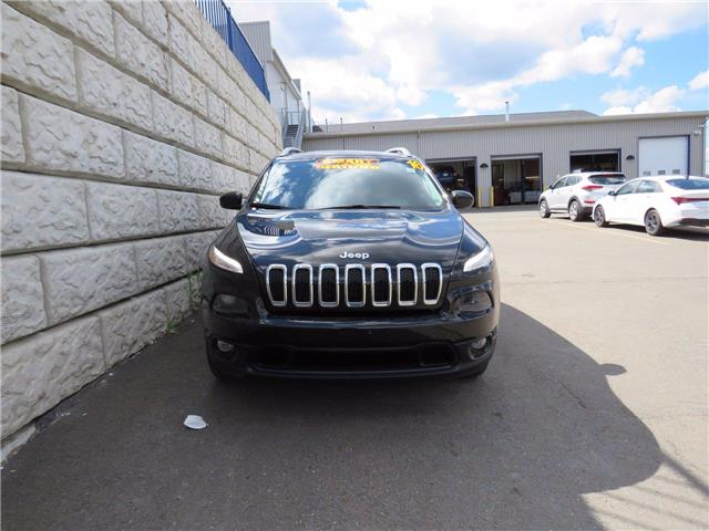 2016 Jeep Cherokee North, CRUISE, KEYLESS ENTRY AND MORE (Stk: D20107A) in Fredericton - Image 1 of 21