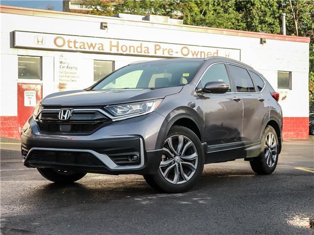 2020 Honda CR-V Sport (Stk: H92530) in Ottawa - Image 1 of 30