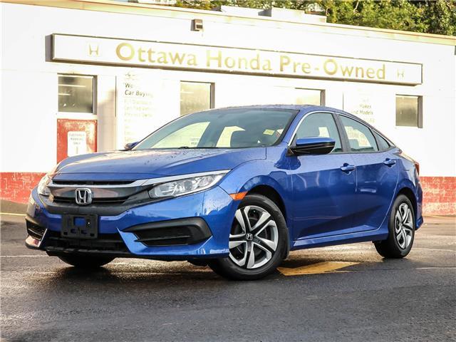 2018 Honda Civic LX (Stk: 347571) in Ottawa - Image 1 of 26