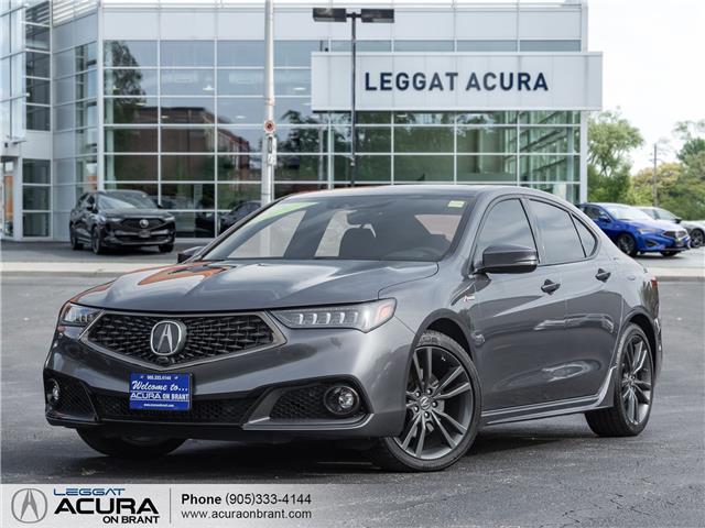 2020 Acura TLX Elite (Stk: 4543) in Burlington - Image 1 of 26
