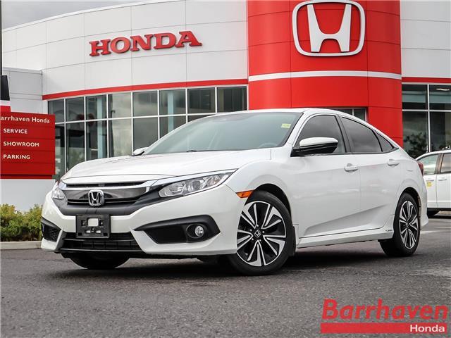 2018 Honda Civic EX-T (Stk: 3946A) in Ottawa - Image 1 of 27
