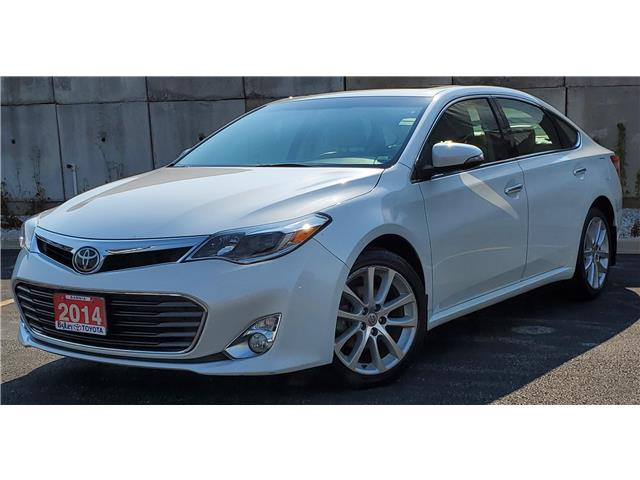 2014 Toyota Avalon Limited (Stk: 61867A) in Sarnia - Image 1 of 12
