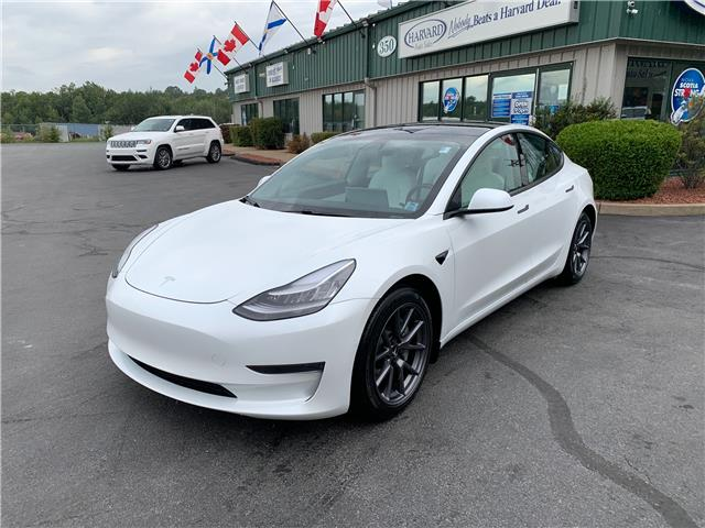 2021 Tesla Model 3 Standard Range (Stk: 11153) in Lower Sackville - Image 1 of 19