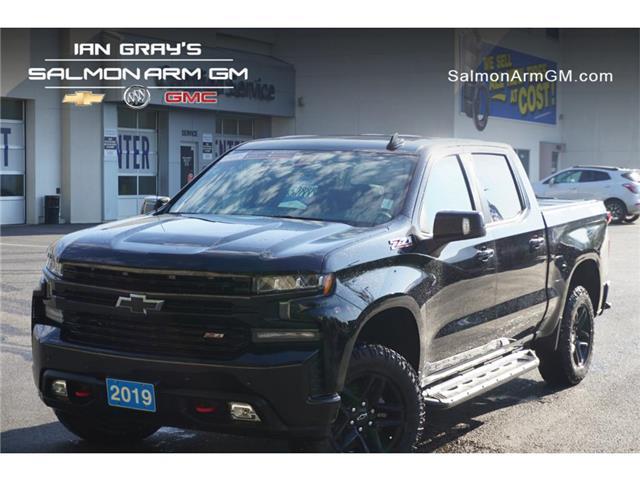 2019 Chevrolet Silverado 1500 LT Trail Boss (Stk: P3745) in Salmon Arm - Image 1 of 27